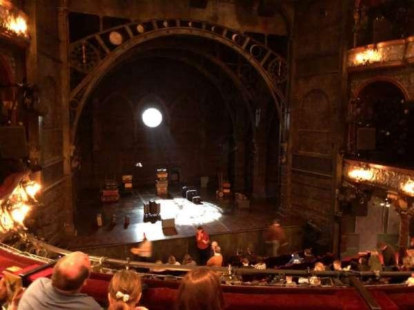 Palace Theatre (West End), secção: Dress circle, fila: C, lugar: 25