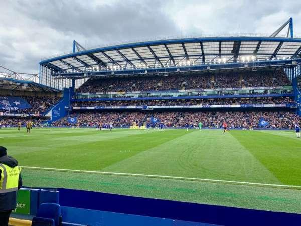 Stamford Bridge, secção: East Lower North Family (Block6), fila: E, lugar: 147