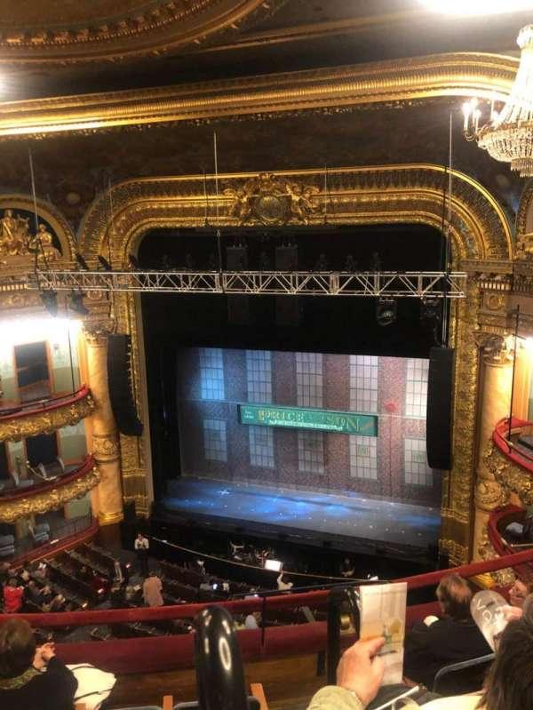 Emerson Colonial Theatre, secção: Balcony, fila: E, lugar: 2