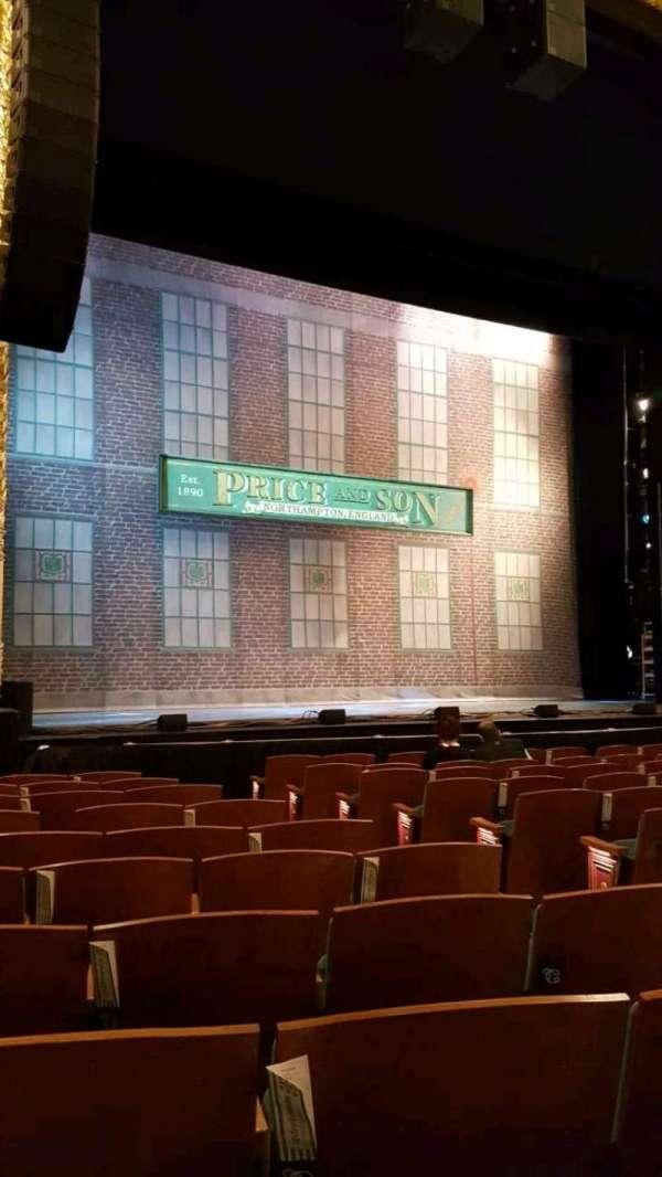 Emerson Colonial Theatre, secção: Orchestra, fila: L, lugar: 11