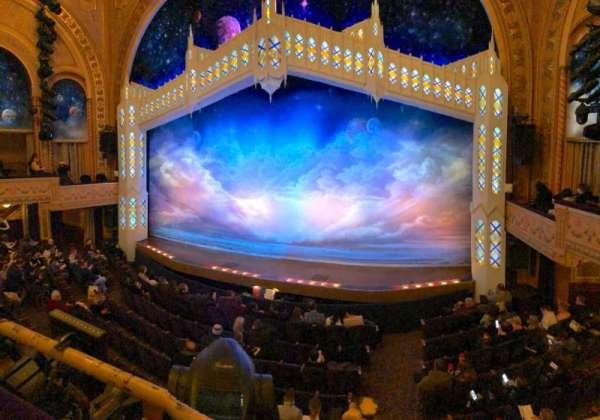 Eugene O'Neill Theatre, secção: MEZZR, fila: A, lugar: 2