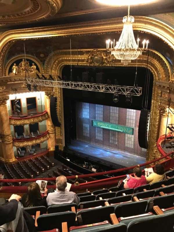 Emerson Colonial Theatre, secção: Balcony, fila: G, lugar: 22