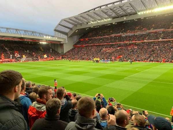 Anfield, secção: KG, fila: 16, lugar: 27
