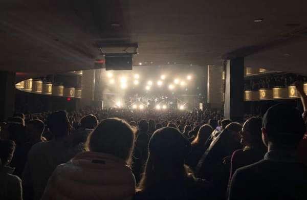 The Met Philadelphia, secção: Orchestra 7, fila: M, lugar: 8