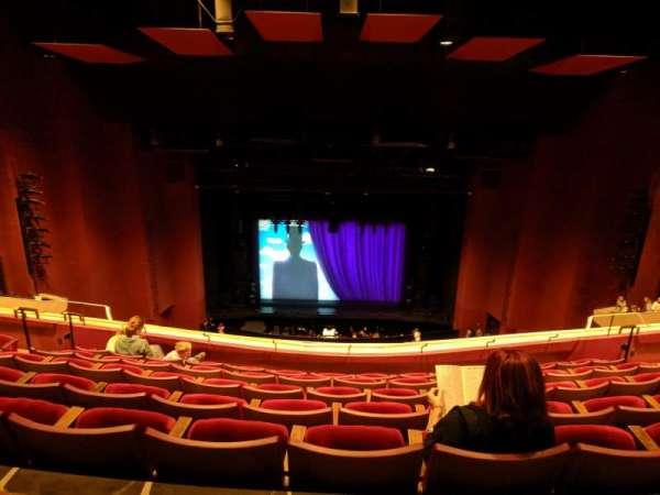 San Diego Civic Theatre, secção: Balc, fila: V, lugar: 5