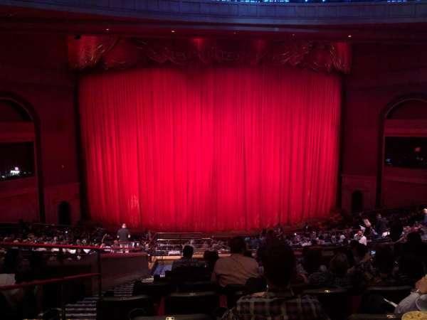 O Theatre, secção: 203, fila: X, lugar: 4