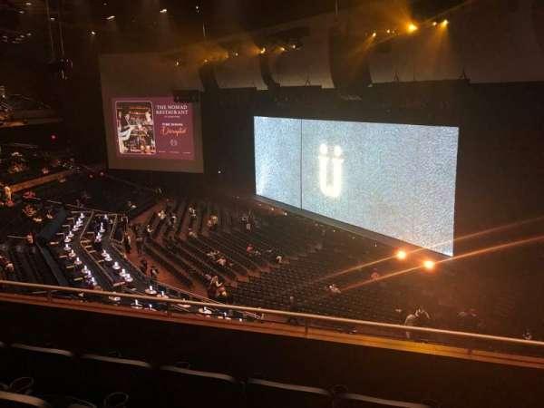 Park Theater at Park MGM, secção: 403, fila: D, lugar: 10