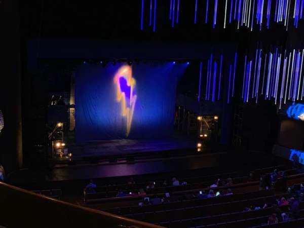 Winspear Opera House, secção: Mezzanine, fila: D, lugar: 8