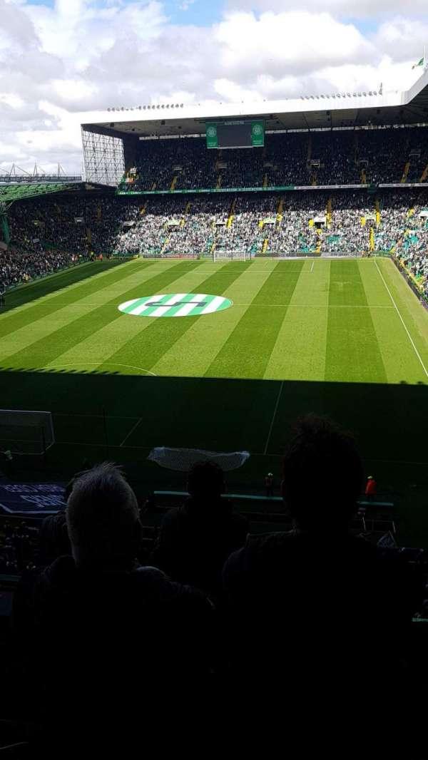 Celtic Park, secção: 424, fila: d, lugar: 29