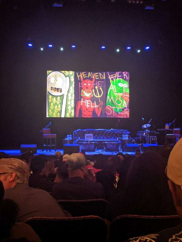 Warner Theatre (Erie), secção: Orch, fila: N, lugar: 117