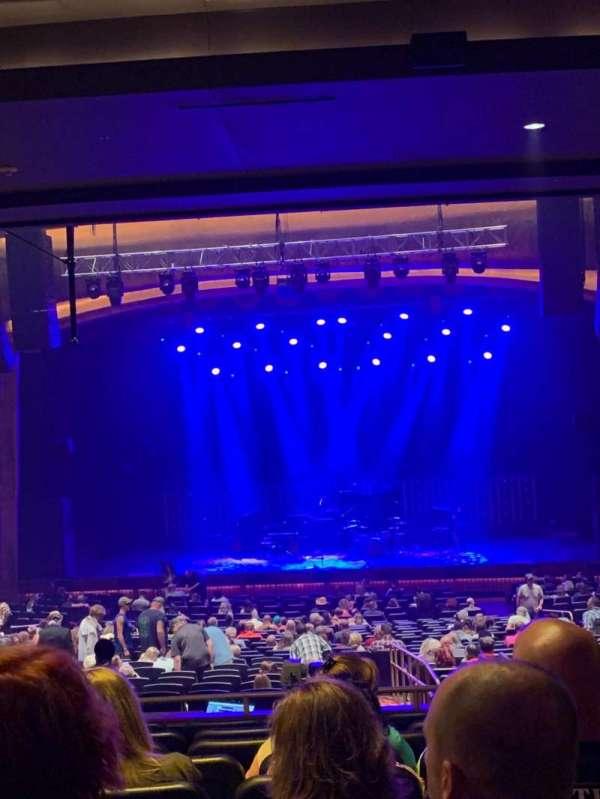 The Grand Theater at Foxwoods, secção: PRTCTR, fila: NN, lugar: 116