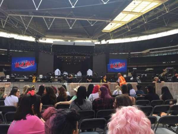 Wembley Stadium, secção: C4, fila: H, lugar: 8