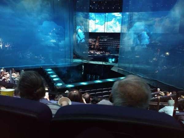 Love Theatre - The Mirage, secção: 209, fila: S, lugar: 46