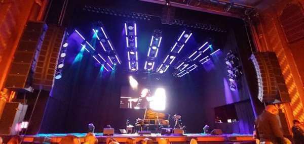 Lunt-Fontanne theatre, secção: Orchestra C