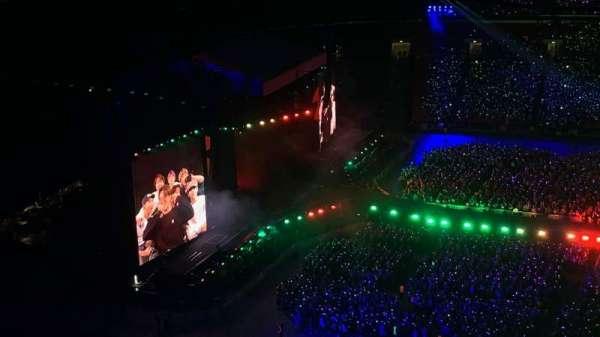 Wembley Stadium, secção: 526, fila: 42, lugar: 393
