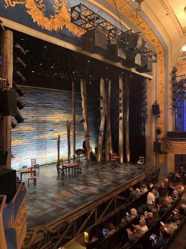 Gerald Schoenfeld Theatre, secção: Boxes, fila: F, lugar: 3