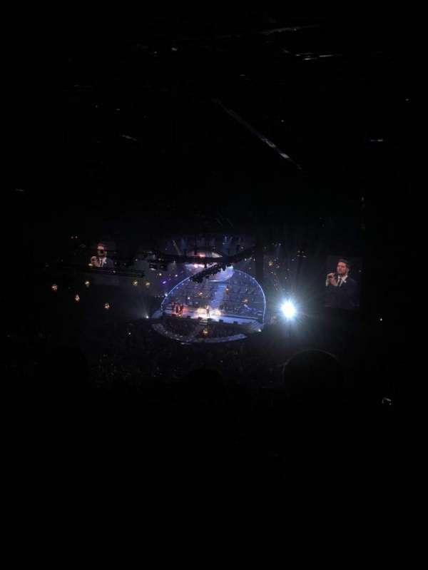 First Direct Arena, secção: 329, fila: V, lugar: 26