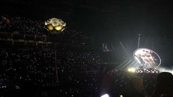 The O2 Arena, secção: 110