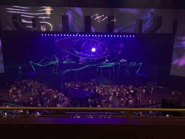 Park Theater at Park MGM, secção: 404, fila: B, lugar: 14