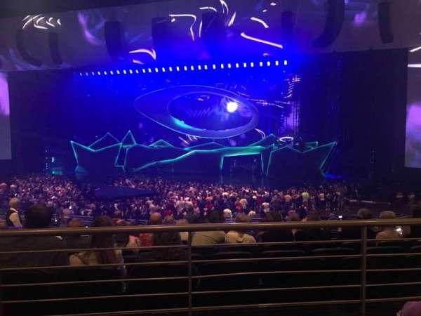 Park Theater at Park MGM, secção: 303, fila: H, lugar: 18-19