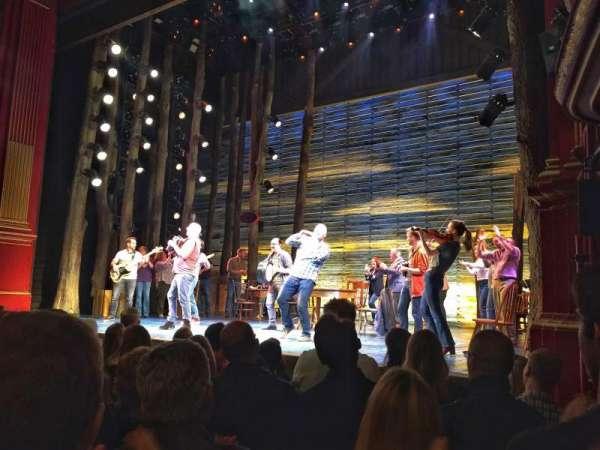 Phoenix Theatre, secção: Stalls, fila: F, lugar: 3
