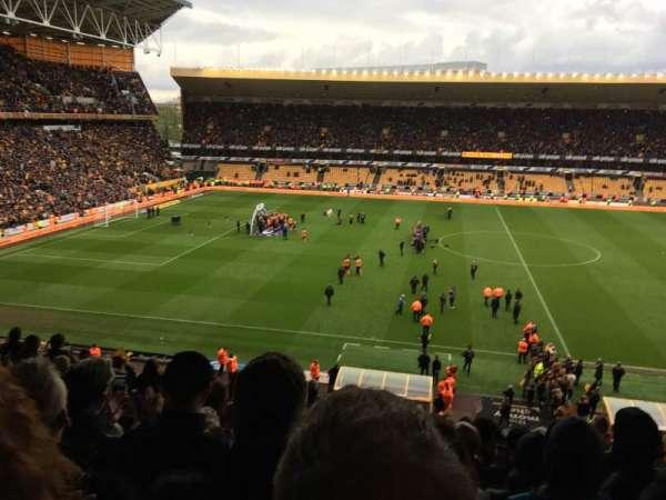 Molineux Stadium, secção: W5, fila: S, lugar: 147
