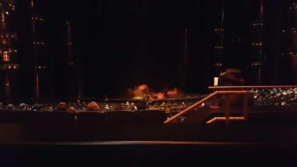 KÀ Theatre - MGM Grand, secção: 201, fila: BB, lugar: 23