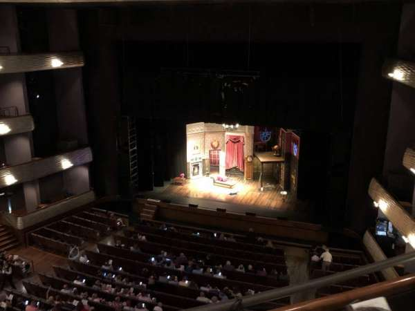 Winspear Opera House, secção: Dress Circle Center, fila: B, lugar: 48