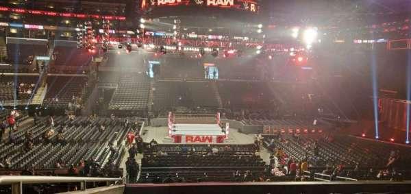 Staples Center, secção: PR5, fila: 7, lugar: 17