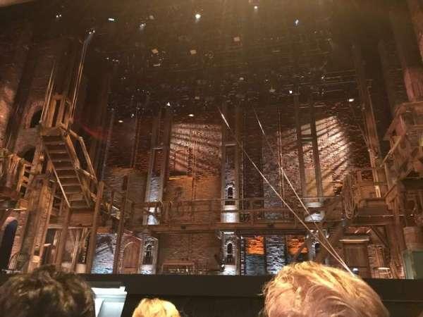 Orpheum Theatre (San Francisco), secção: Orchestra RC, fila: C, lugar: 108