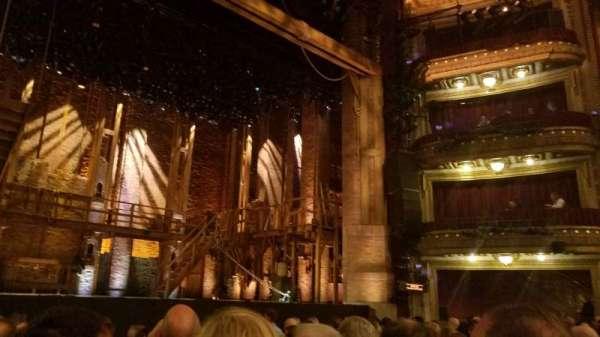 CIBC Theatre, secção: Orchestra L, fila: L, lugar: 9