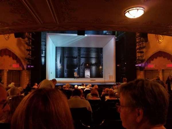 John Golden Theatre, secção: Orchestra C, fila: Q, lugar: 113