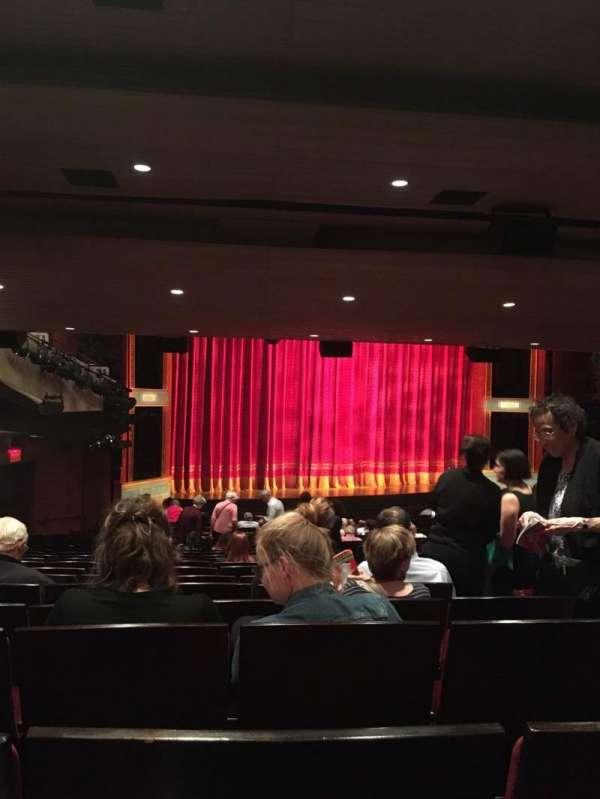 Marquis Theatre, secção: Orchestra L, fila: Y, lugar: 7