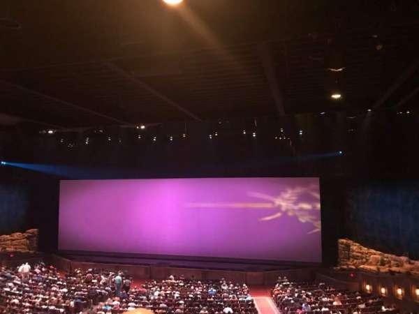 Sight & Sound Millennium Theatre, secção: 304, fila: PP, lugar: 78