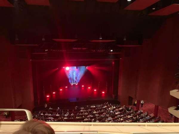 San Diego Civic Theatre, secção: RBLCL1, fila: P, lugar: 11