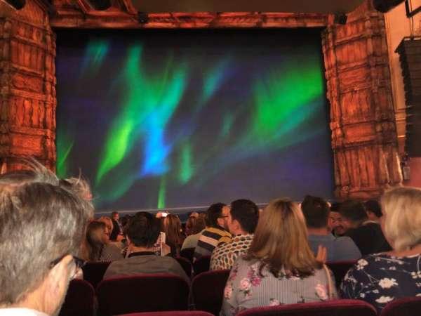 St. James Theatre, secção: Orchestra C, fila: M, lugar: 110