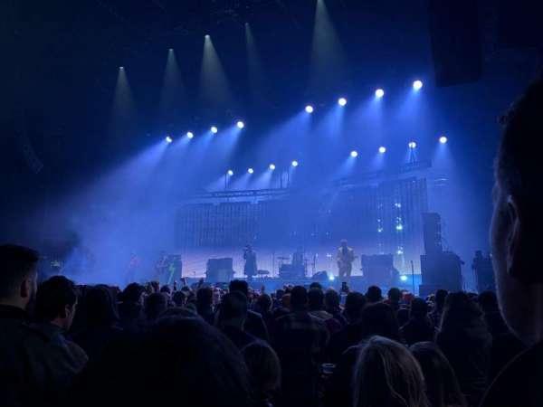 Budweiser Stage, secção: Floor