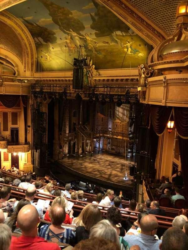 Hippodrome Theatre, secção: RMBAL, fila: H, lugar: 226