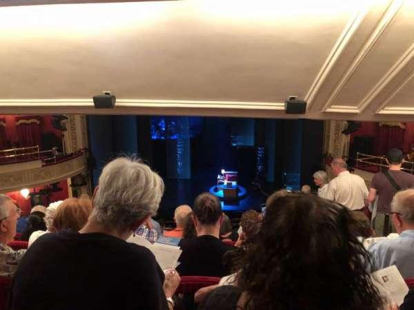 Royal Alexandra Theatre, secção: Dress Circle Center, fila: J, lugar: 18
