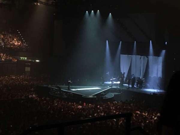 Arena Birmingham, secção: 2 Upper, fila: cc, lugar: 78-79