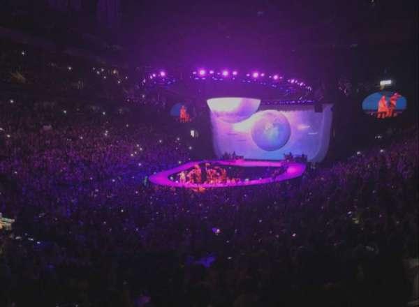 Scotiabank Arena, secção: 101, fila: 19, lugar: 4