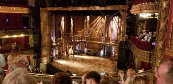 CIBC Theatre, secção: Mezzanine R, fila: E, lugar: 10