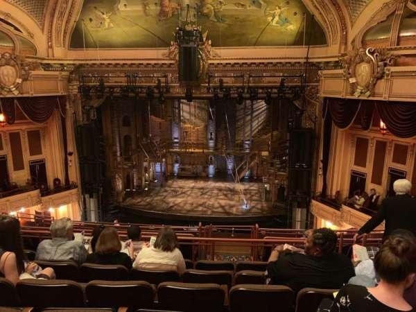 Hippodrome Theatre, secção: CMBAL, fila: J, lugar: 316