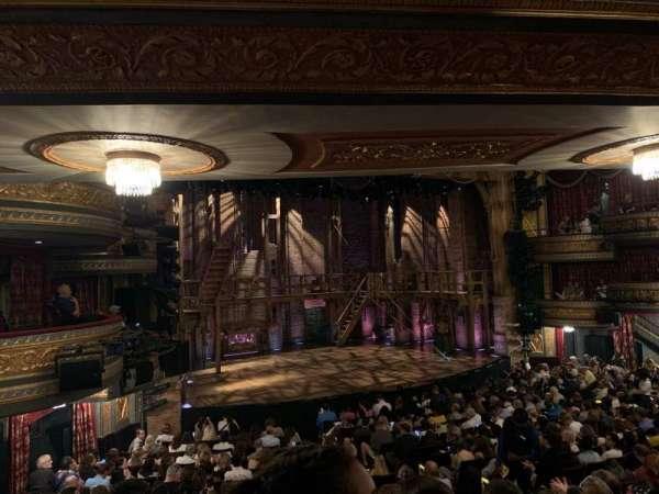 Richard Rodgers Theatre, secção: Orch, fila: R, lugar: 23