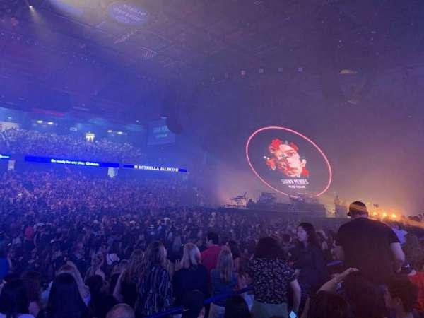 Allstate Arena, secção: 111, fila: D, lugar: 21