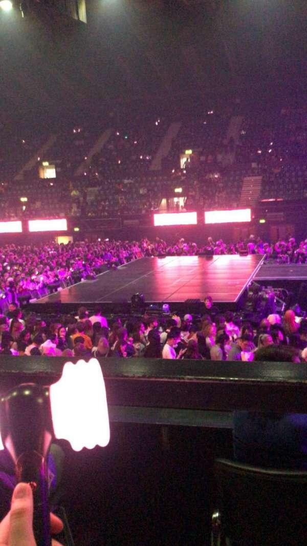 SSE Arena, Wembley, secção: N8, fila: C, lugar: 69