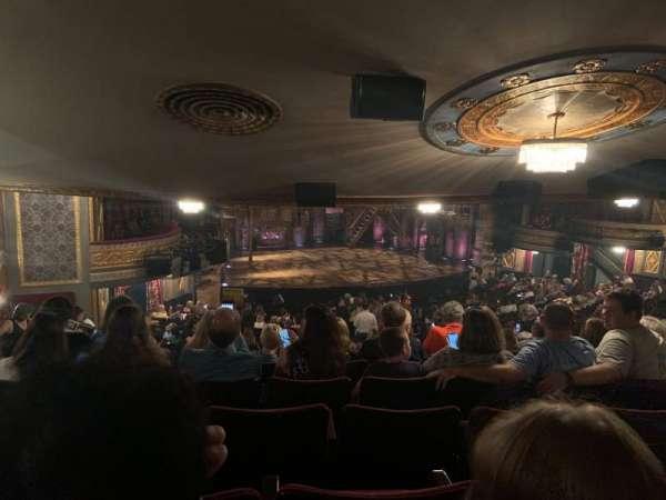 Richard Rodgers Theatre, secção: Orchestra L, fila: X, lugar: 25