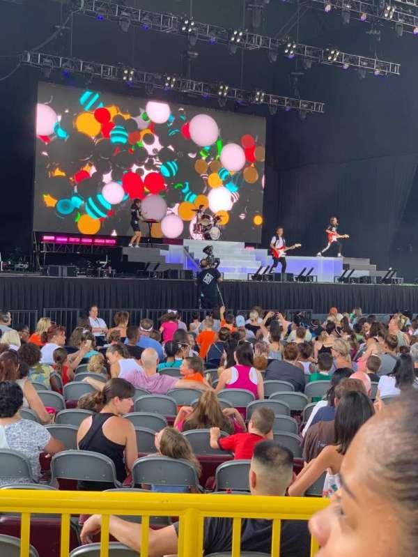 Jiffy Lube Live, secção: 103, fila: C, lugar: 17