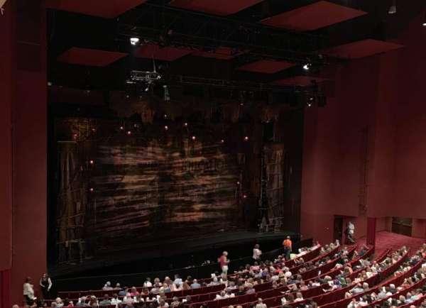 San Diego Civic Theatre, secção: LLOGL2, fila: N, lugar: 9