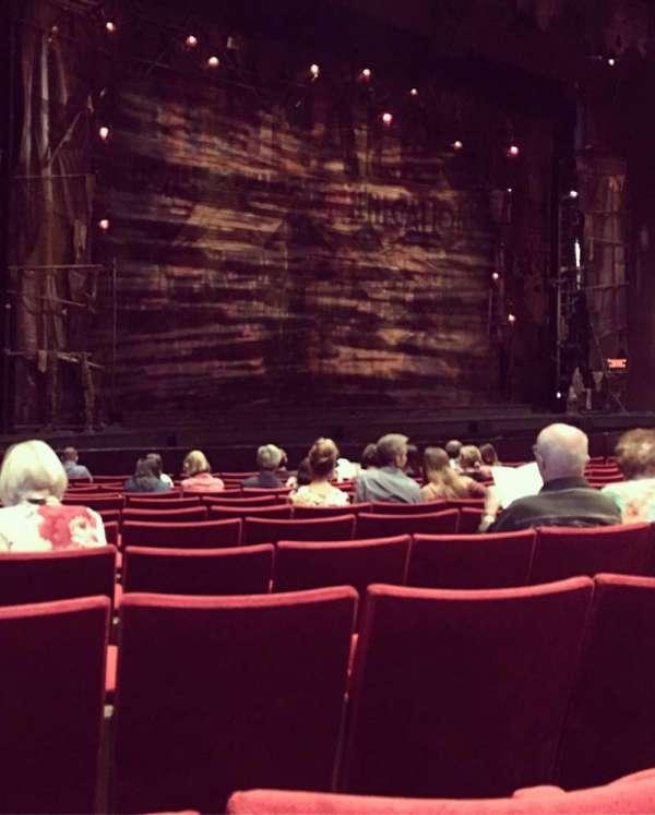 San Diego Civic Theatre, secção: Orchestra, fila: K, lugar: 53